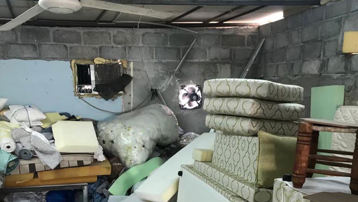Illegal carpentry workshop at house in Muscat raided