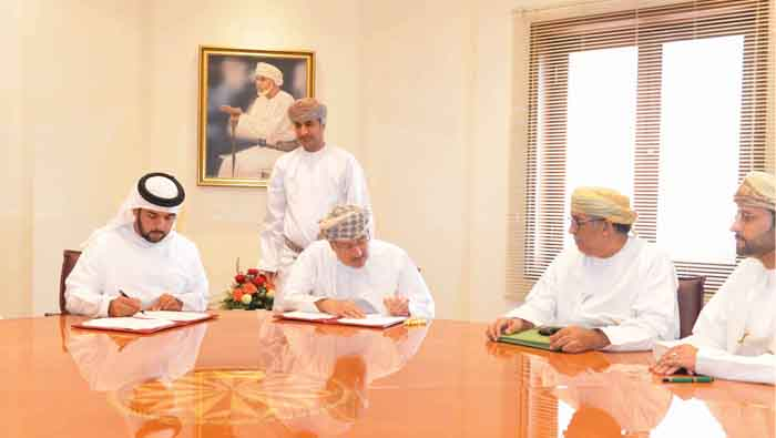 Deal signed for water projects worth OMR7.5m