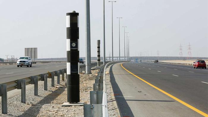 Zero tolerance speed cameras in action: Royal Oman Police