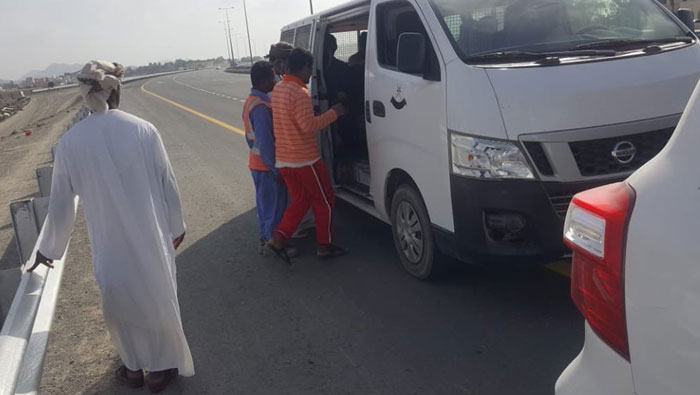 41 illegal expat workers arrested in Oman