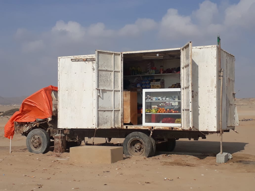 Municipal authorities in Oman shut down Illegal food facility