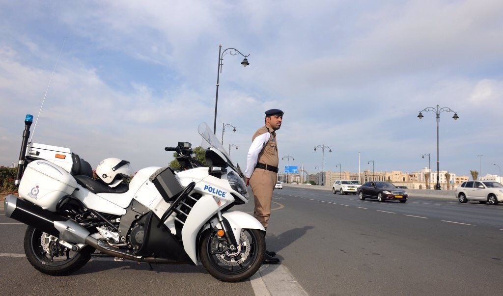 Two arrested for drifting in Oman