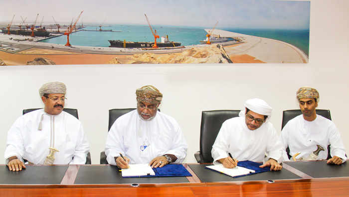 Sezad signs land lease agreement