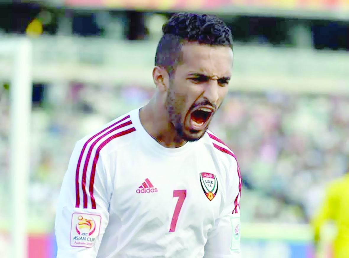 الإمارات المنتخب الأبرز في المجموعة الأولى