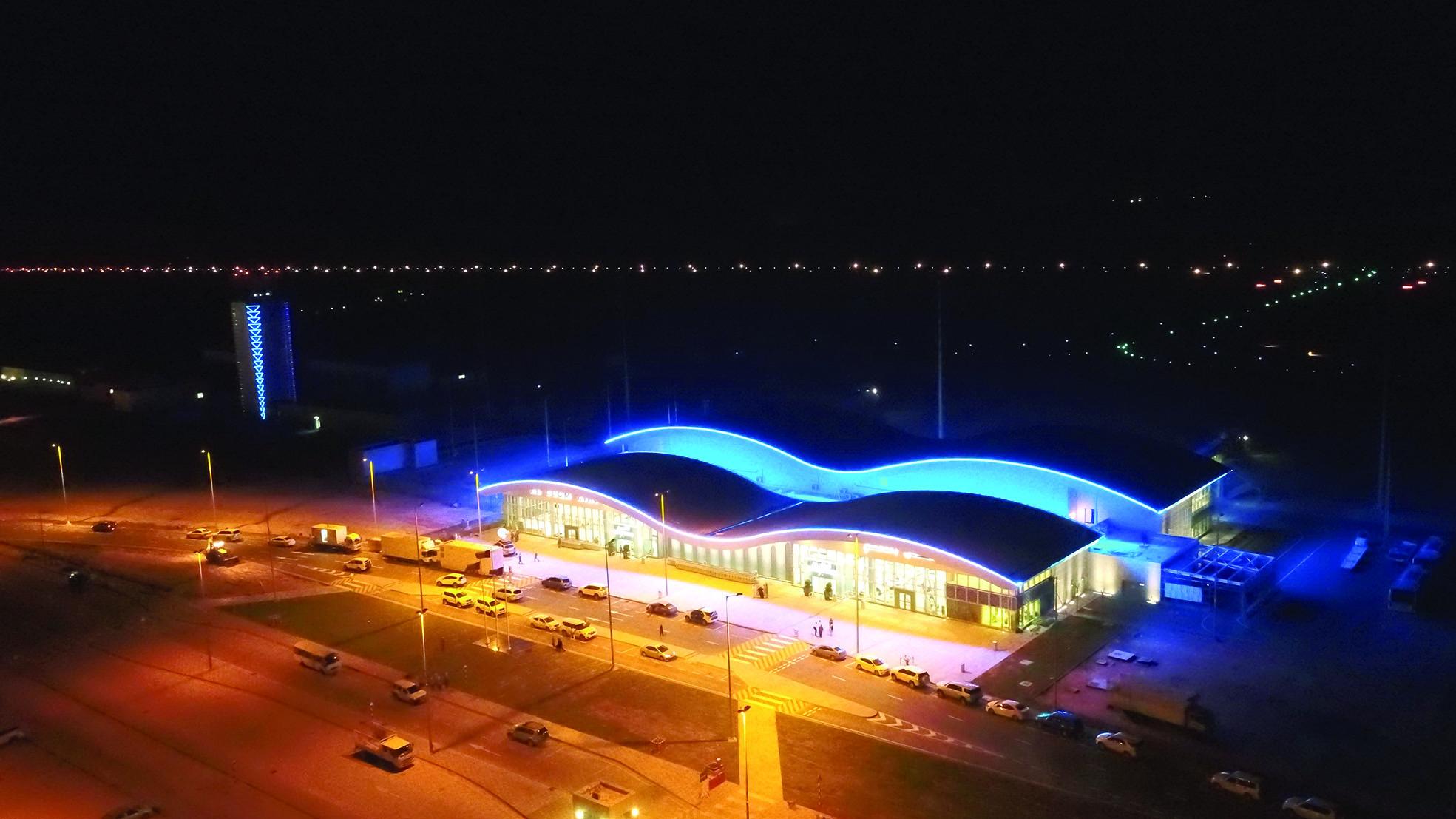 14 يناير.. الافتتاح الرسمي لمطار الدقم
