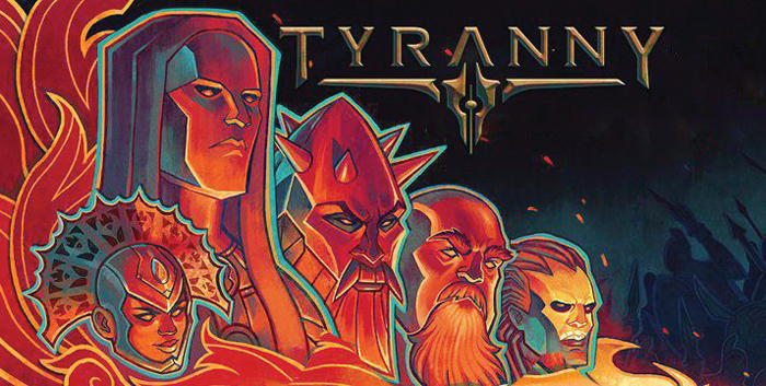 Times Digital Download: Tyranny
