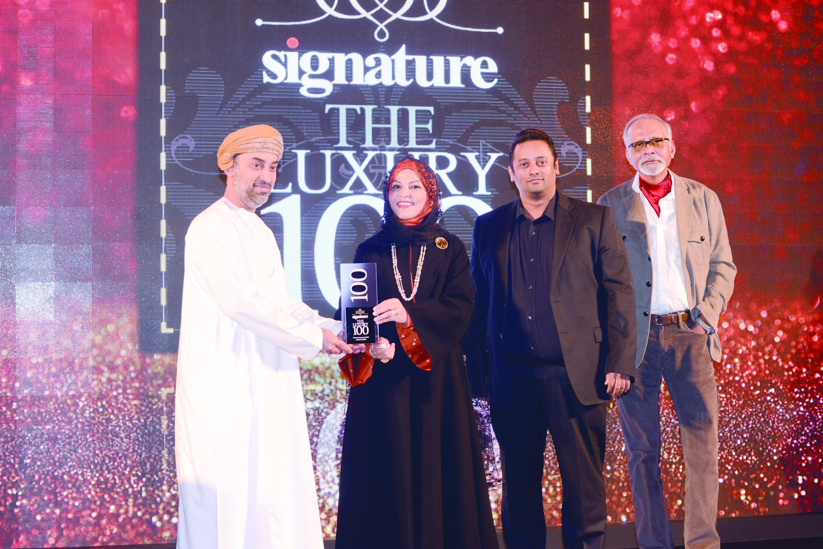QX50 تحصد جائزة «أفضل كروس أوڤر فاخرة للعام»