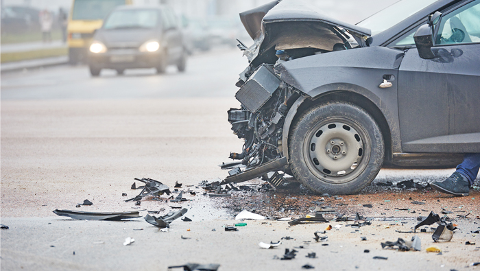 Speeding is the biggest cause of traffic accidents in Oman