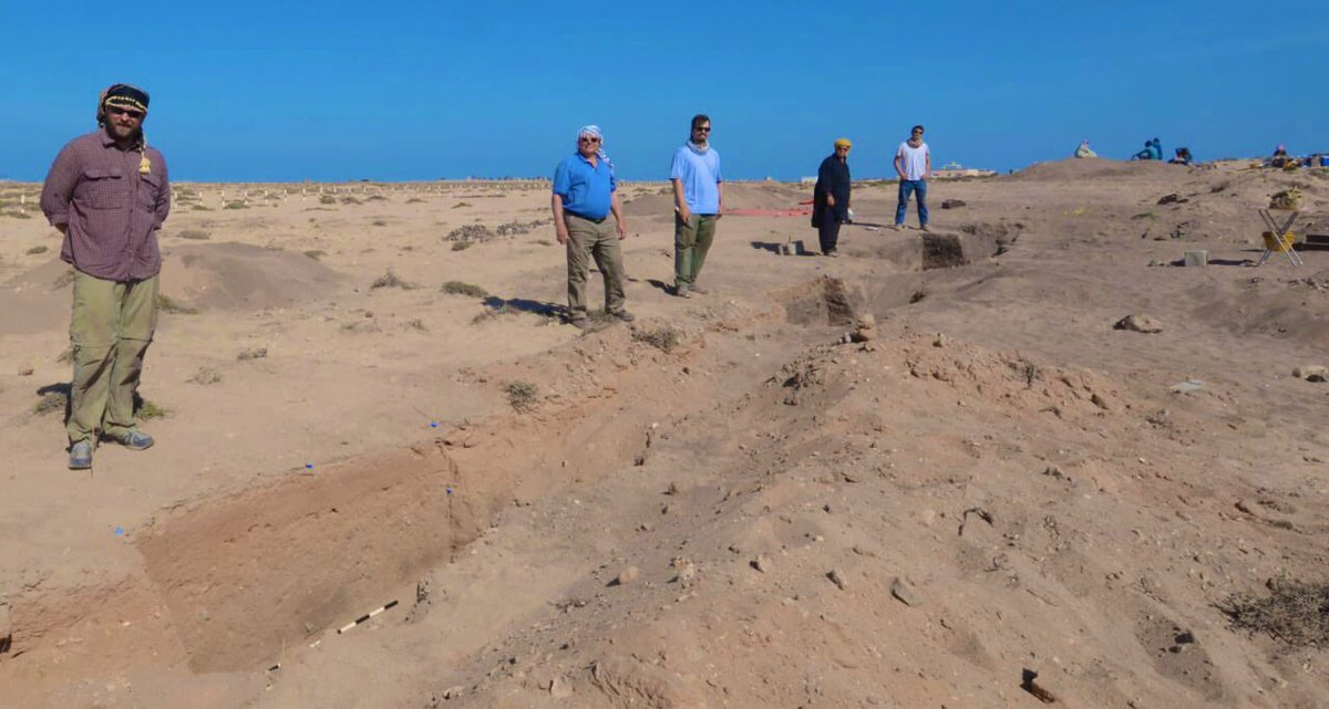 Pottery from ancient Harappa civilisation discovered in Oman