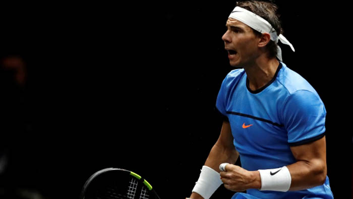 Tennis: Nadal marches on as Kvitova makes Open semis