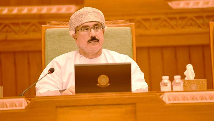 Majlis Al Shura refers statistics, courier draft laws to State Council