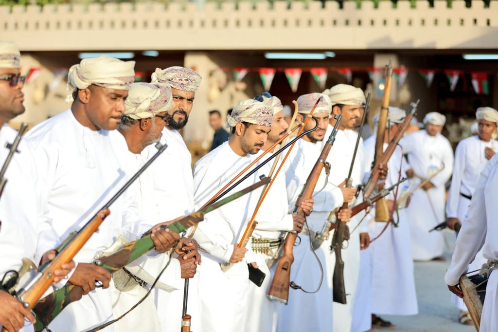 Muscat festival continues to attract crowds in its second week
