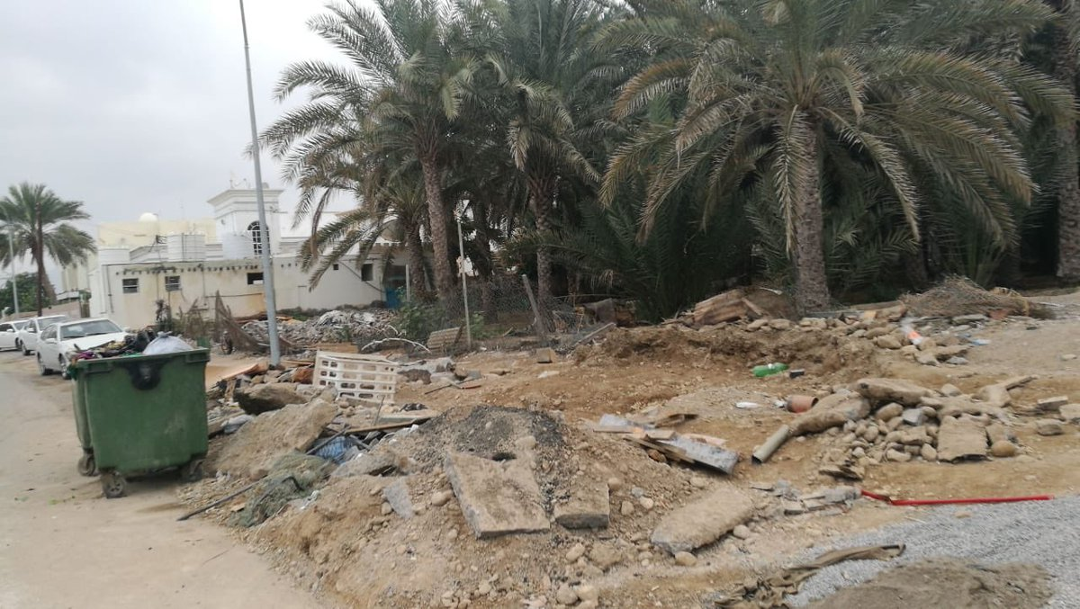 Company fined for functioning without licence, damaging road in Oman