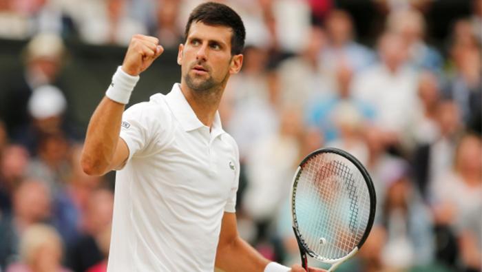 Tennis: 'Fighter' Djokovic into Qatar quarter-finals after scare