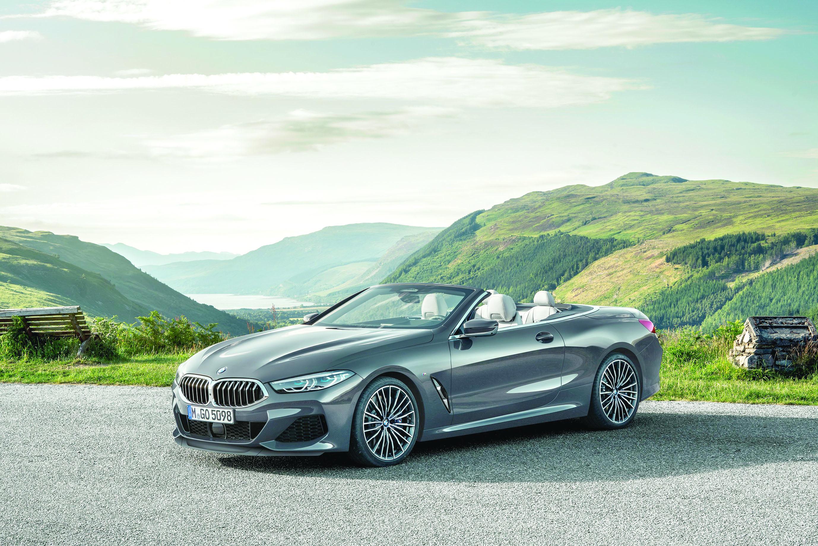 الجنيبي العالمية ترحّب بـ BMW  كوبيه الجديدة