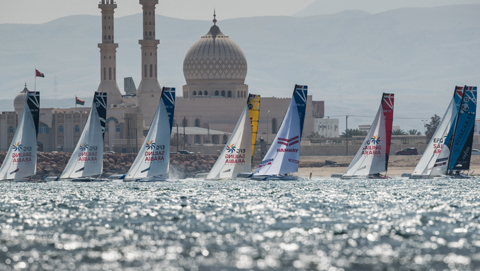 Sailing: Oman Shipping Company to take part in Sailing Arabia - The Tour