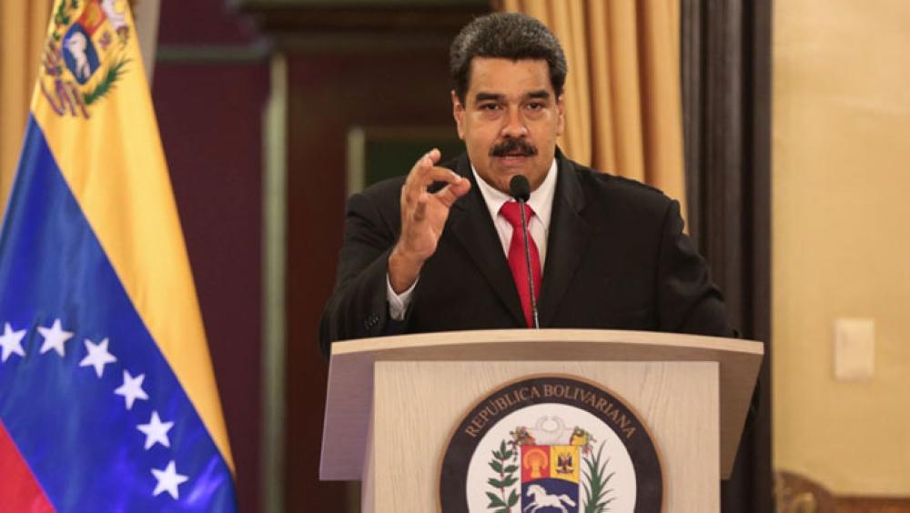 Maduro rallies military as Venezuela opposition plans protest