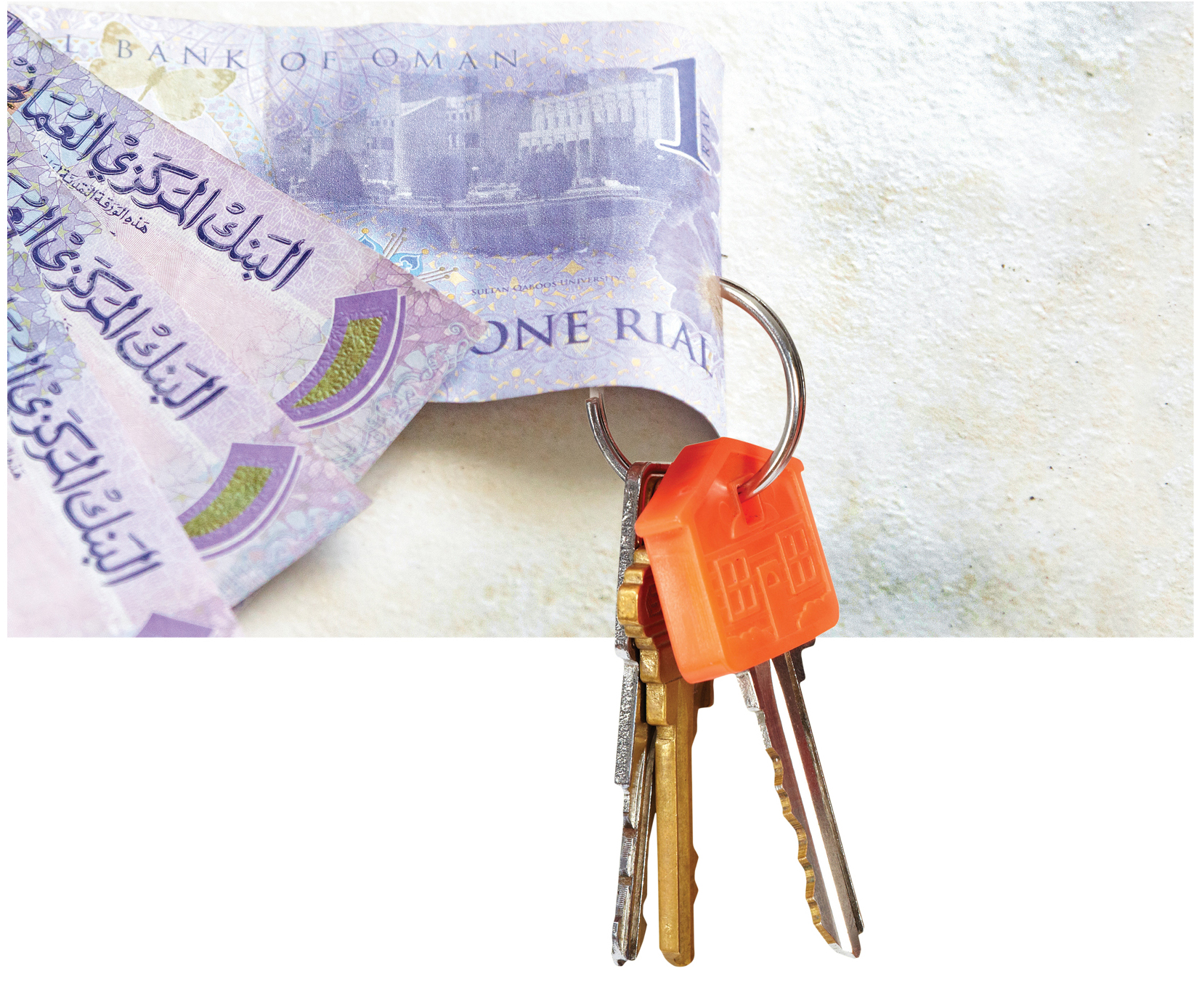 Are you paying OMR1 monthly rent in Oman?