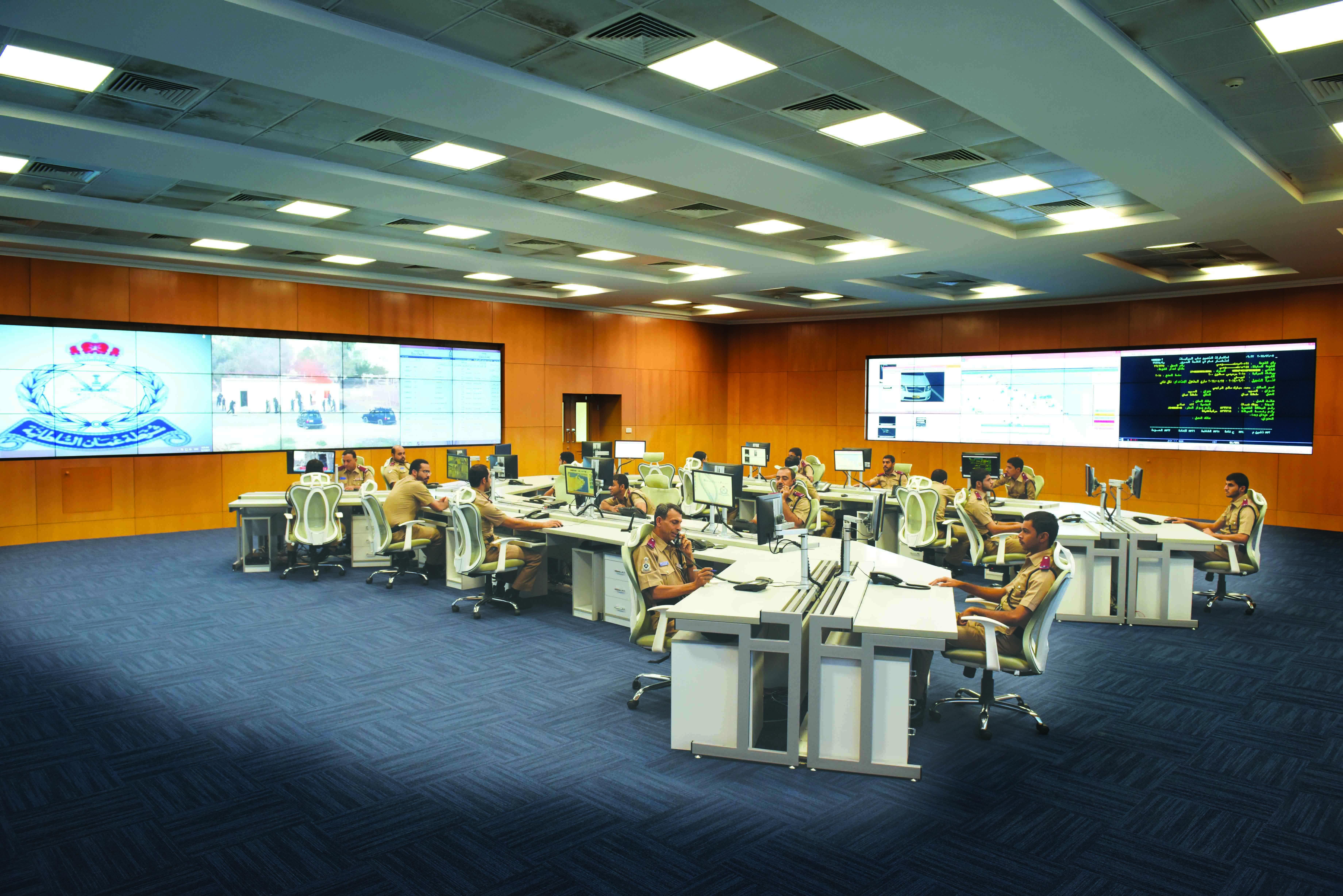 شرطة عمان السلطانية الأولى عربيًا وخليجيا والخامسة عالميًا في موثوقية الخدمات