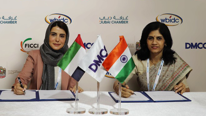 UAE-India agree to boost bilateral trade ties