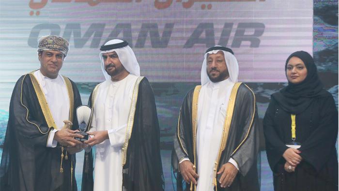 Top 10 GCC Business Award for Oman Air