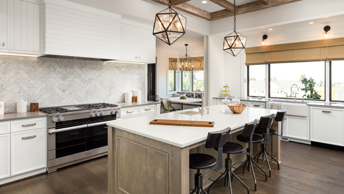 Create innovative, beautiful and functional kitchens