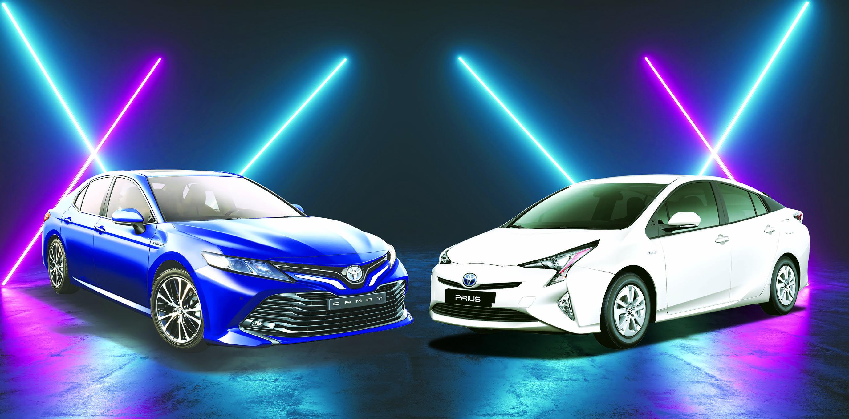 سيارات تويوتا الهايبرِد أعجوبة في توفير الوقود
