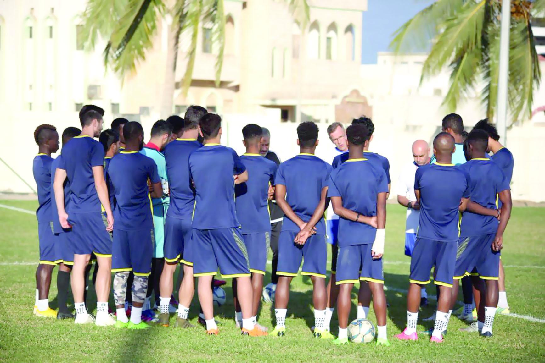 المطلوب هدف واحد بملحق إياب كأس الاتحاد الآسيويالنصر في مهمة «خاصة» أمام هلال القدس