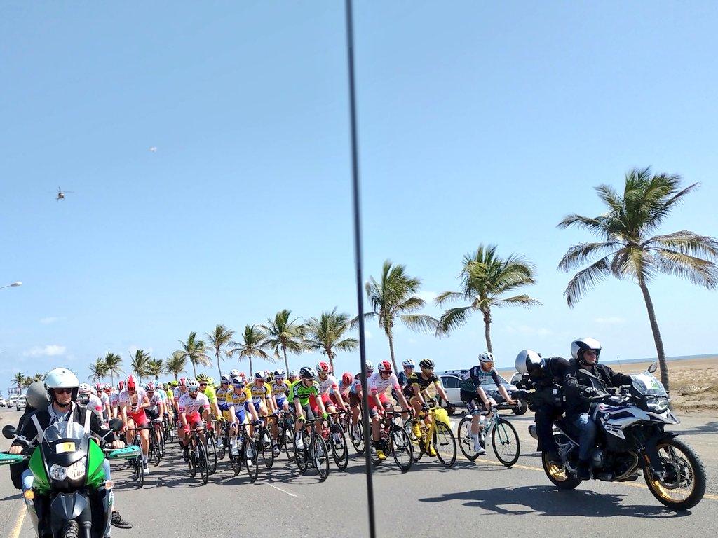 Road closure warnings as Tour of Oman begins