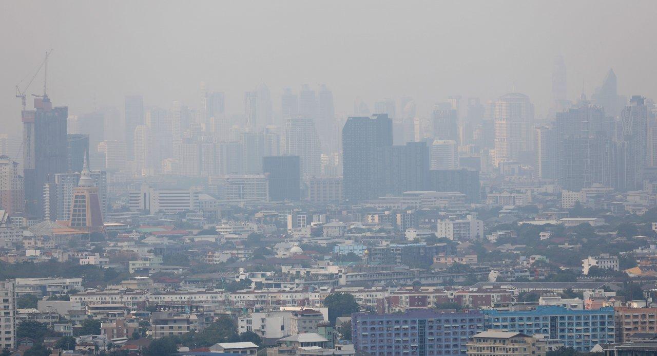 Oman embassy issues advisory on Bangkok's air pollution