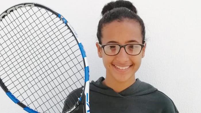 Saffanah, Kaavya win girls titles