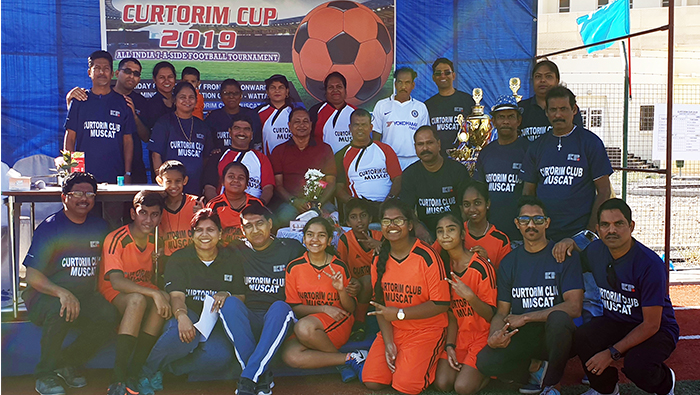 Realax clinch Curtorim Cup 2019 in penalty shootout