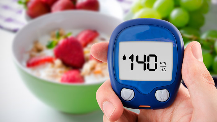 Healthy eating habits for diabetic patients