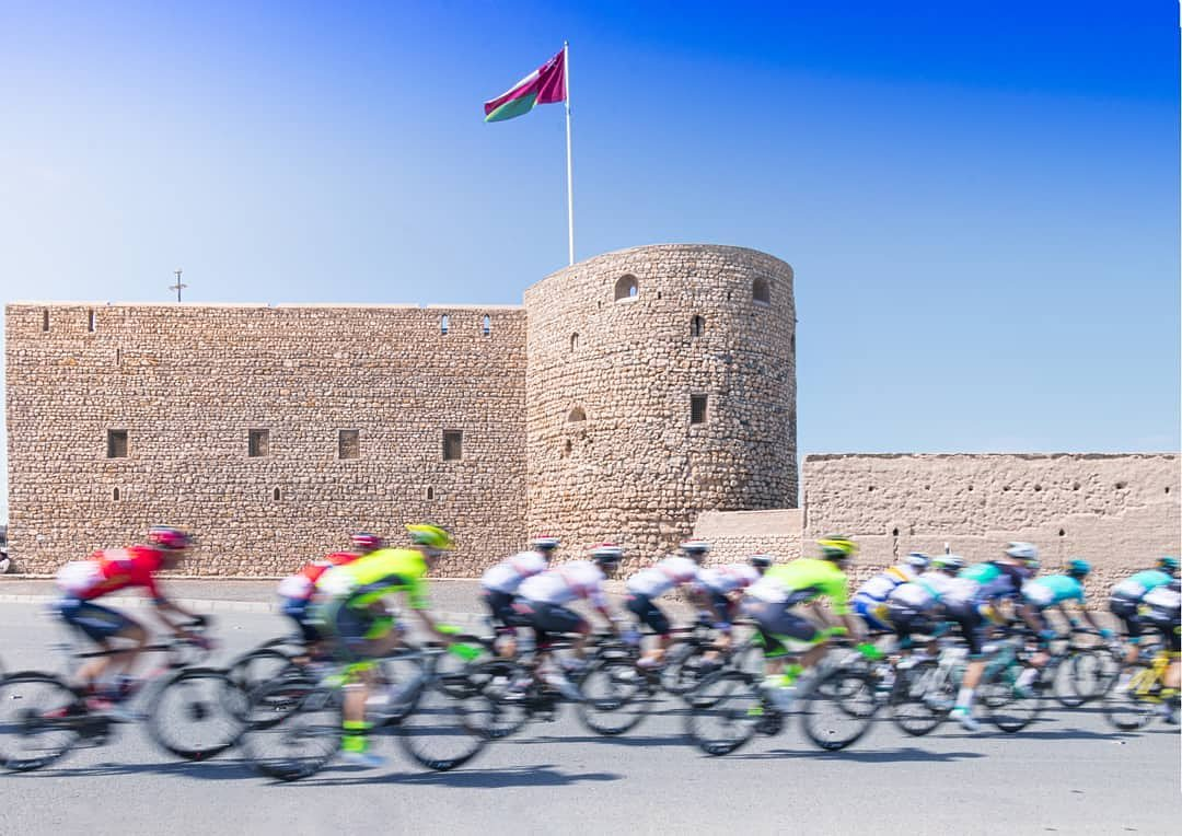 These roads will be closed during Tour of Oman