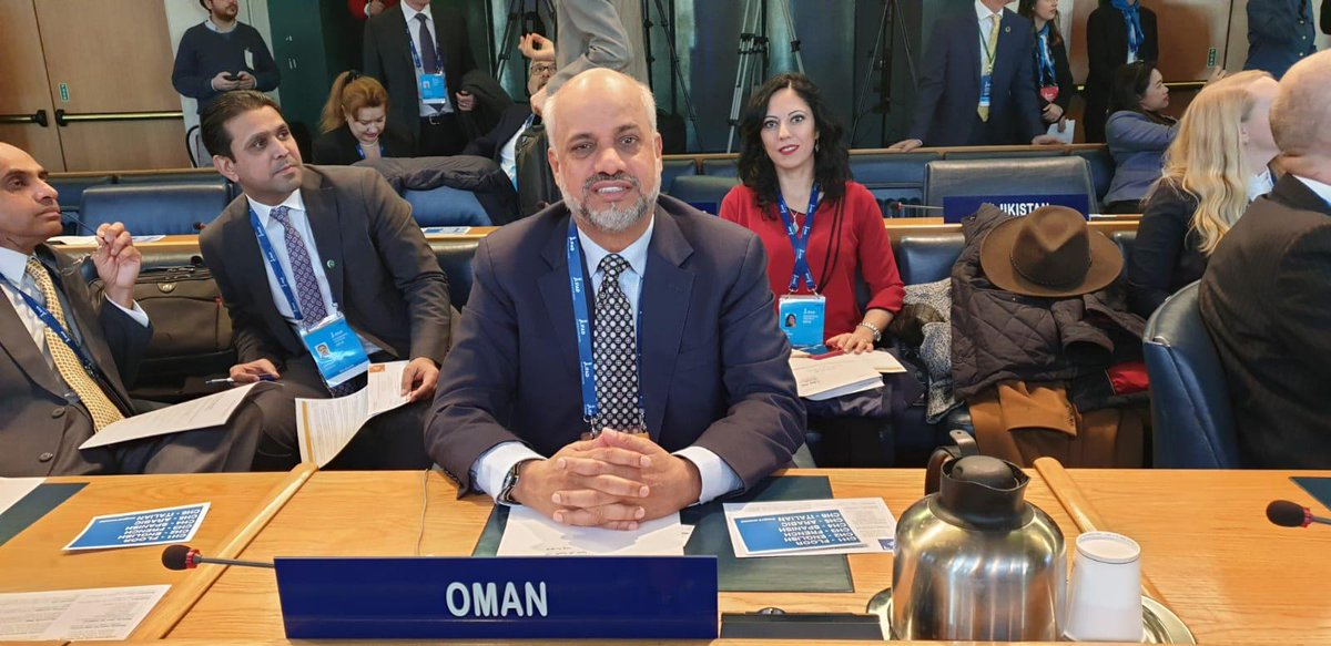 Oman takes part in UN agriculture conference