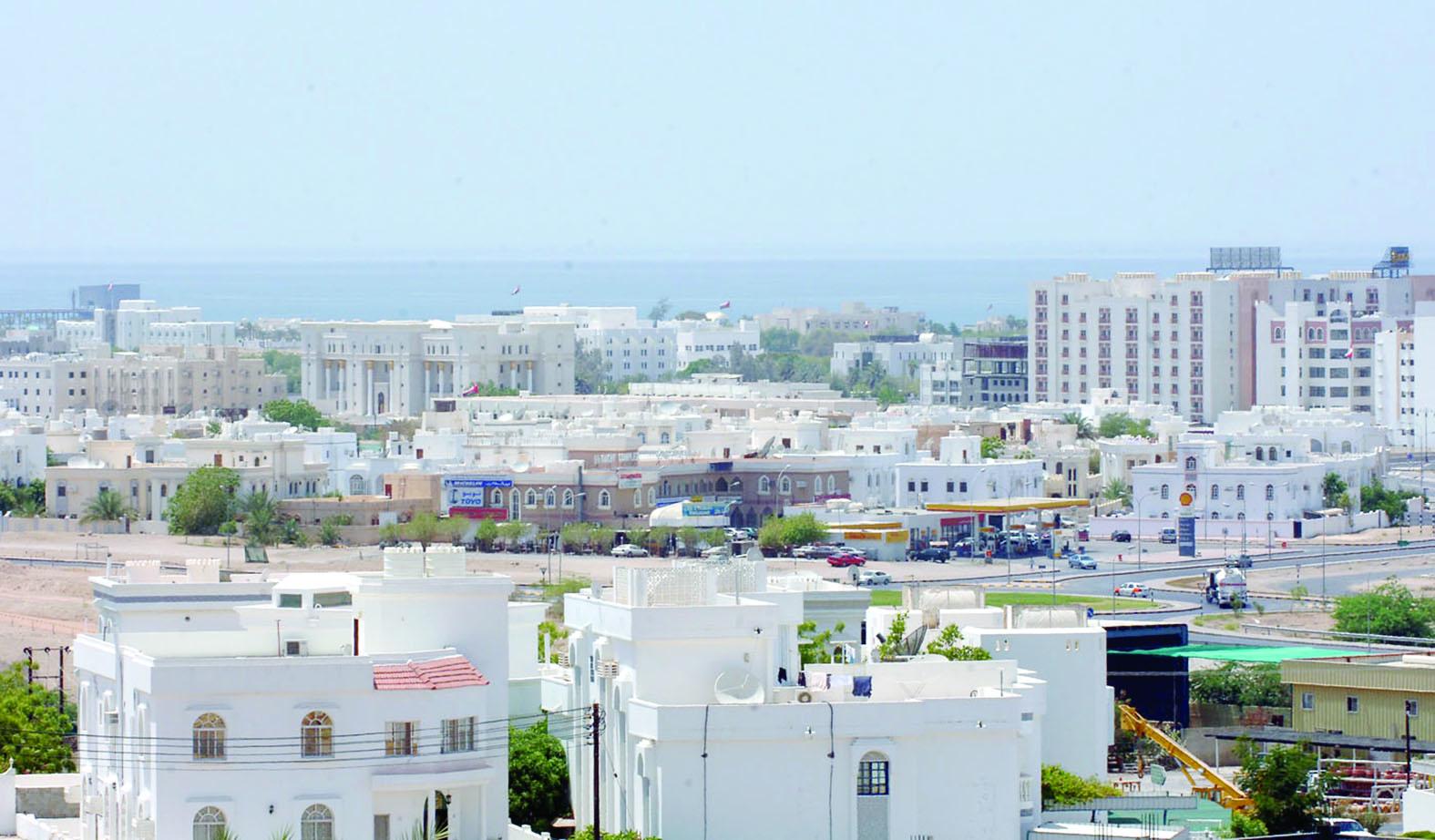 خلال يناير الفائت21 مليون ريال عماني قيمة النشاط العقاري بالبريمي ومسندم وشمال الباطنة