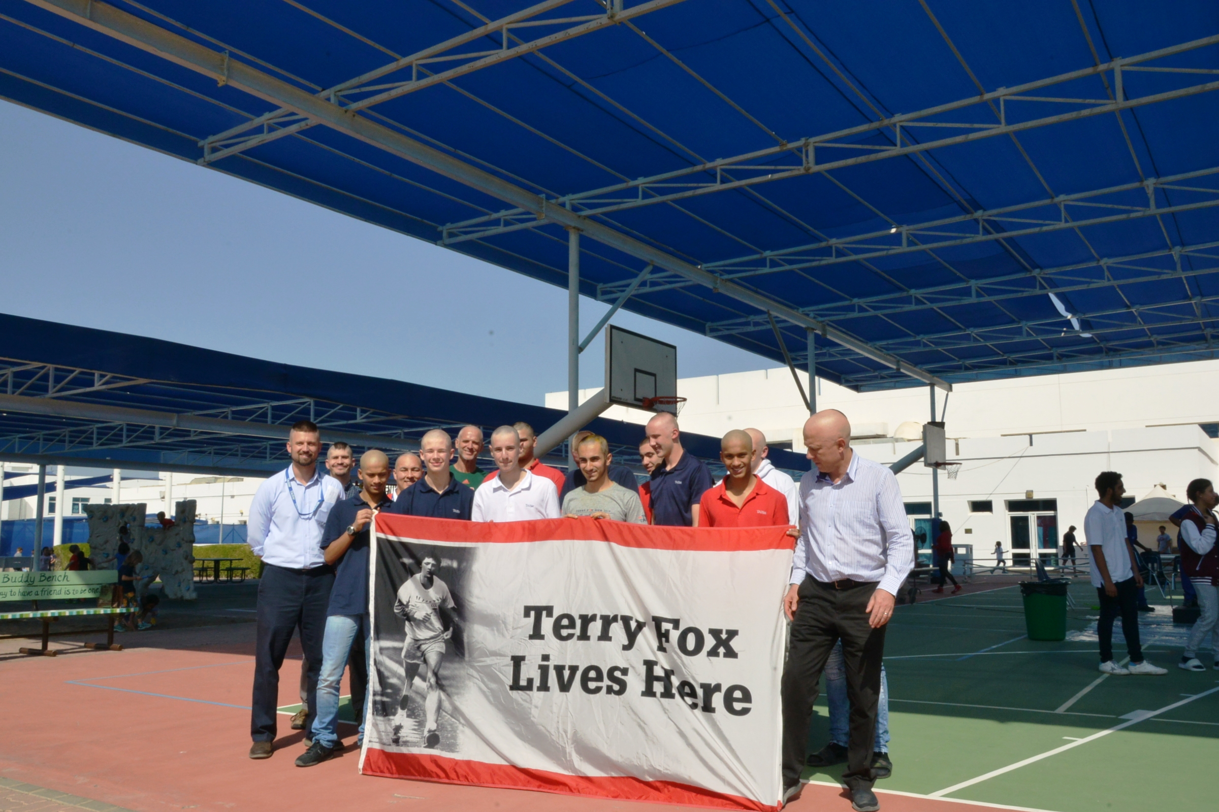 Terry Fox Run raises OMR4,000 for cancer research