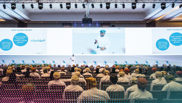 'Oman Vision 2040 success a shared responsibility'