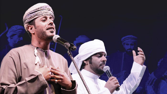 Songs long sung: Omanis bring our past to the present
