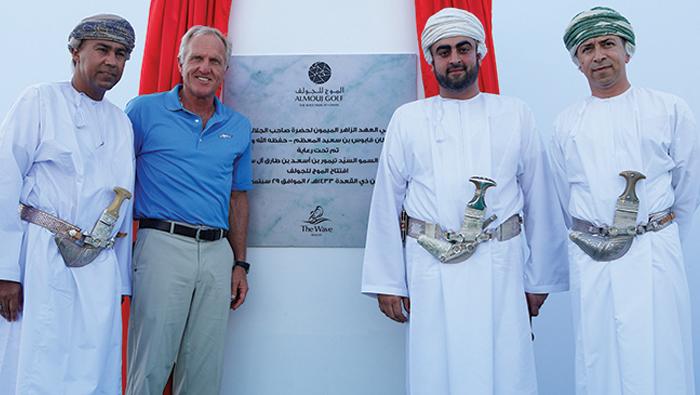 Legend Norman praises Al Mouj Golf course ahead of Oman Open