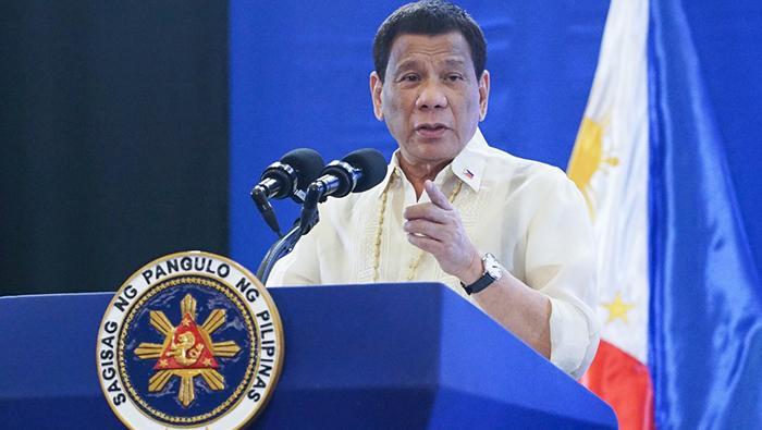 Duterte signs Universal Healthcare Bill