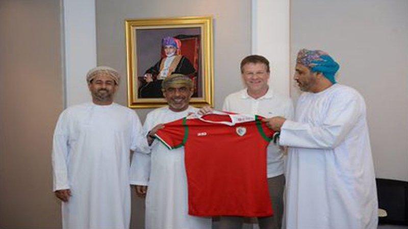 Oman announces new national football team coach