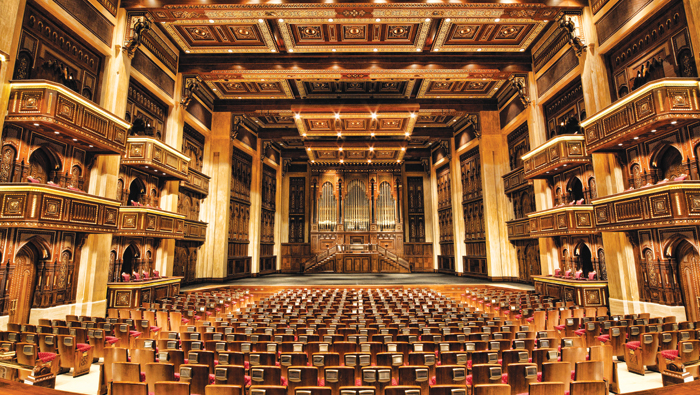 Celebration of five centuries of orchestral music at Royal Opera House Muscat
