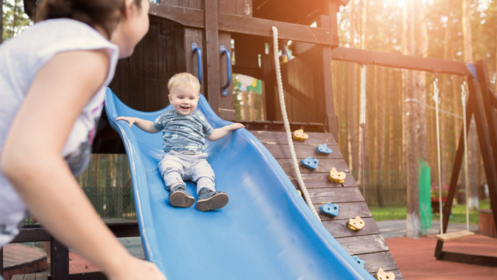Make the playground safer for your children