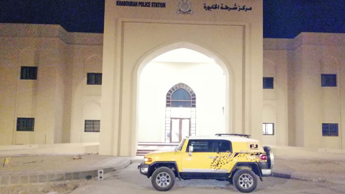 Two arrested in Oman for drifting