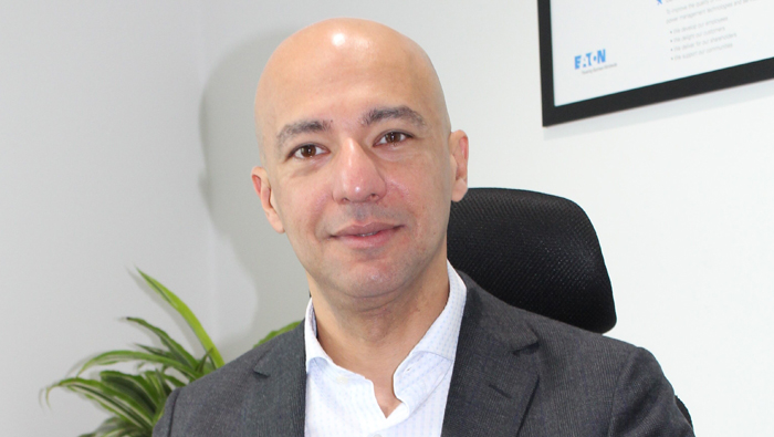 Ashraf Yehia appointed new GM of Eaton Middle East