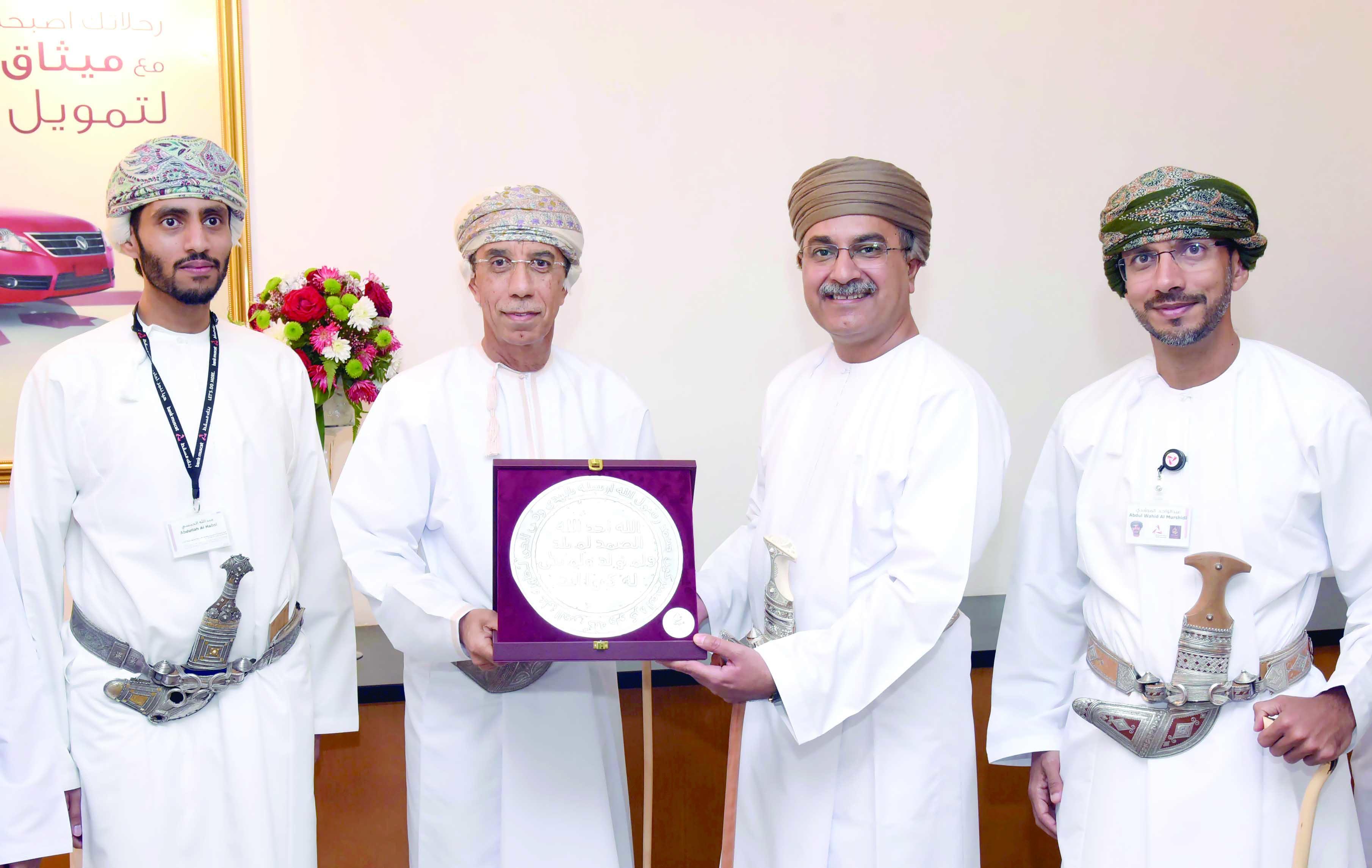 ميثاق للصيرفة الإسلامية يحتفل رسمياً بافتتاح فرع  الغبرة