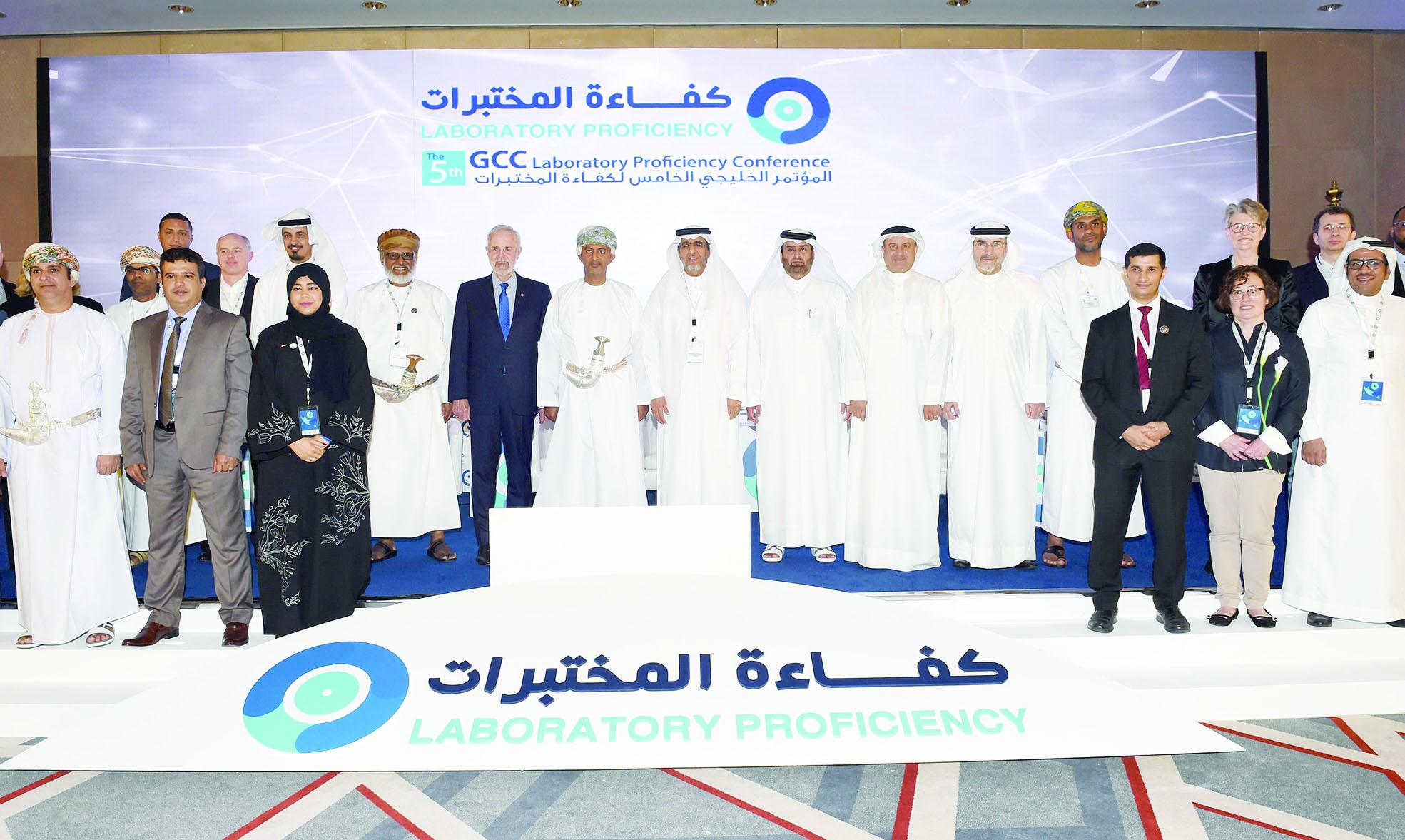 وزير التجارة: المختبرات المرجعية تضمن الاعتراف الدولي بكفاءة أنشطة المختبرات في السلطنة ودول المجلس
