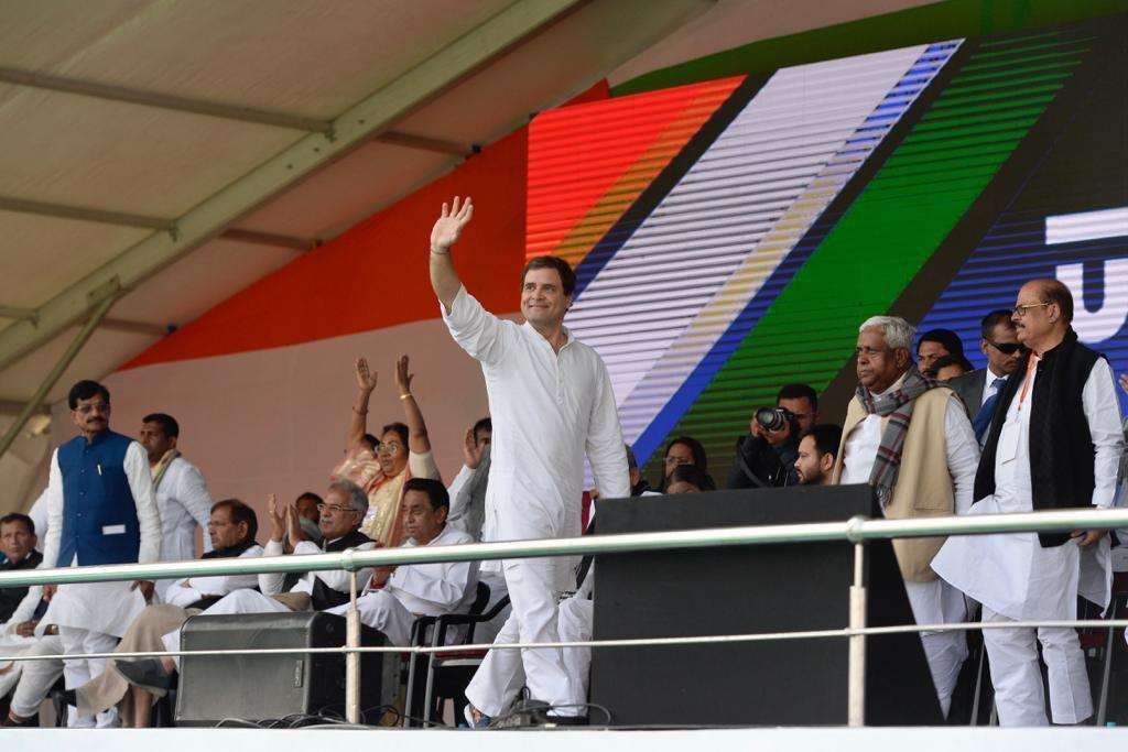 Indian opposition leader Rahul Gandhi calls for captured pilot's release