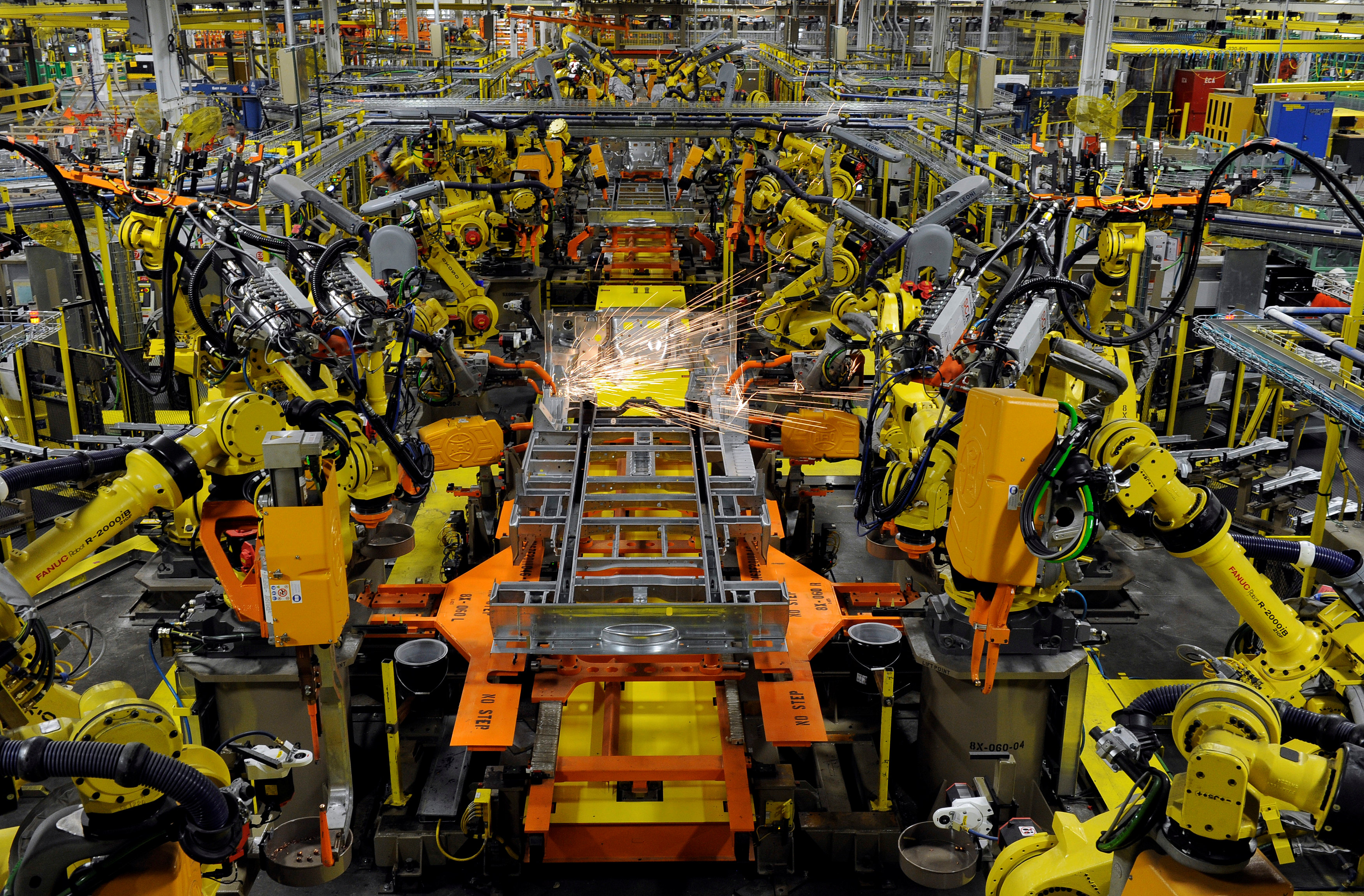 US manufacturing rebounds in January: Survey
